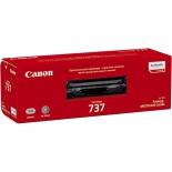 картридж Canon 737, черный