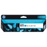 картридж HP 971, Голубой
