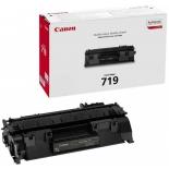 картридж для принтера Canon 719 BK Черный