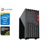 CompYou Home PC H577 (CY.537202.H577), купить за 60 670 руб.
