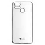 чехол для смартфона SkinBox 4People T-S-AZE553KL-008, для Asus Zenfone 3 ZE553KL Zoom, серебристый