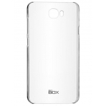чехол для смартфона SkinBox 4People Crystal T-HY5II-007, для Huawei Y5 II и 5A, прозрачный