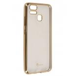 чехол для смартфона SkinBox 4People T-S-AZE553KL-008, для Asus Zenfone 3 ZE553KL Zoom, золотистый