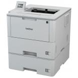 лазерный ч/б принтер Brother HL-L6400DWT, белый