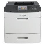 лазерный ч/б принтер Lexmark MS810de, белый