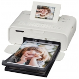 струйный цветной принтер Canon Selphy CP1200, белый
