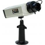 IP-камера видеонаблюдения D-Link DCS-3714, серебристо-черная