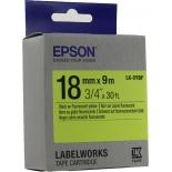 лента для печати наклеек Epson LK-5YBF, yellow