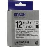 лента для печати наклеек Epson LK-4TBW, прозрачная