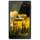 планшет Digma Optima 7010D 3G 512Mb/8Gb, черный