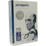 программа-антивирус ESET NOD32 Антивирус Platinum Edition (3 ПК, 2 года)