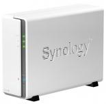 сетевой накопитель Synology DS115j, для 1 диска
