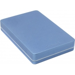 жесткий диск Toshiba CANVIO ALU 2TB, синий