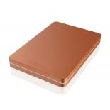 жесткий диск Toshiba CANVIO ALU 500GB, красный