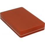 жесткий диск Toshiba CANVIO ALU 2TB, красный