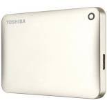 жесткий диск TOSHIBA CANVIO Connect II 2TB, золотистый