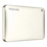жесткий диск Toshiba Canvio Connect II 500GB, золотистый