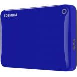 жесткий диск TOSHIBA CANVIO Connect II 2TB, синий
