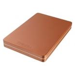 жесткий диск Toshiba CANVIO ALU 1TB, красный (HDTH310ER3AA)