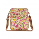 сумка для мамы Pink Lining Out And About Mini Messenger, Cottage Garden