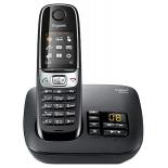 радиотелефон Gigaset C620A, Чёрный