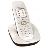 радиотелефон DECT Gigaset CL540 Dune, Бело-коричневый