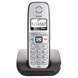 радиотелефон Gigaset E310, светло-серый