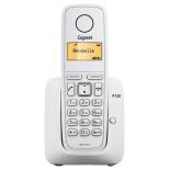 радиотелефон Siemens Gigaset  A120 Белый