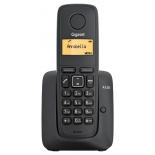 радиотелефон Siemens Gigaset  A120 черный
