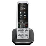 радиотелефон DECT Gigaset C430 Черный