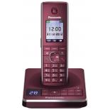 радиотелефон Panasonic KX-TG8561RUR Красный