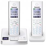 радиотелефон DECT Panasonic KX-TG8562RUW Белый