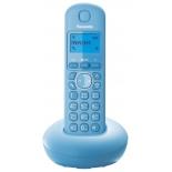 радиотелефон DECT Panasonic KX-TGB210RUB Голубой