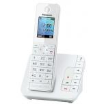 радиотелефон DECT Panasonic KX-TGH220RUW Белый