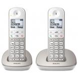 радиотелефон DECT Philips XL4902S/51 Бежевый
