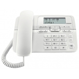 проводной телефон Philips CRD200W/51 Белый