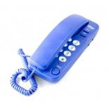 проводной телефон Ritmix RT-100 Синий