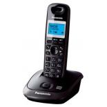 радиотелефон DECT Panasonic KX-TG2521RUT Черный/Графит