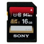 карта памяти SDHC Sony SF-16UX 16Gb