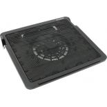 подставка для ноутбука ZALMAN ZM-NC2 (теплоотводящая подставка, USB), чёрная
