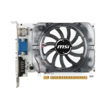 видеокарта GeForce MSI GeForce GT 730 700Mhz PCI-E 2.0 2048Mb 1800Mhz 128 bit DVI HDMI HDCP (N730-2GD3 V2), белая