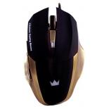 мышка Crown CMXG-604 черная