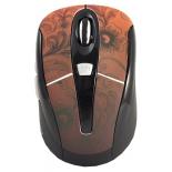 мышка CROWN CMM-927W Brown USB