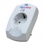 сетевой фильтр PILOT Single (1 розетка, 3500 VA, заземление), белый