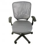 компьютерное кресло College H-8828F Серый