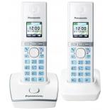 радиотелефон Panasonic KX-TG8052RUW Белый