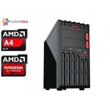 CompYou Home PC H555 (CY.338829.H555), купить за 19 780 руб.