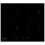 Варочная поверхность Lex EVI 640-1 BL, черная