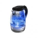 чайник электрический Redmond RK-G176-E серебристый