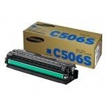 картридж для принтера Samsung CLT-C506S/SEE голубой